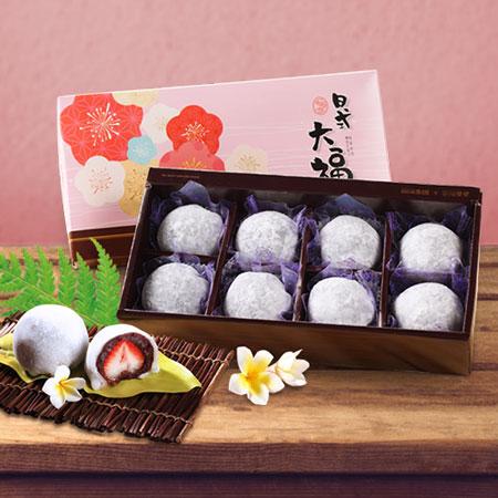 日式大福禮盒