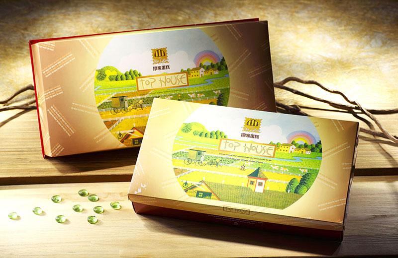彌月-香村乳酪禮盒